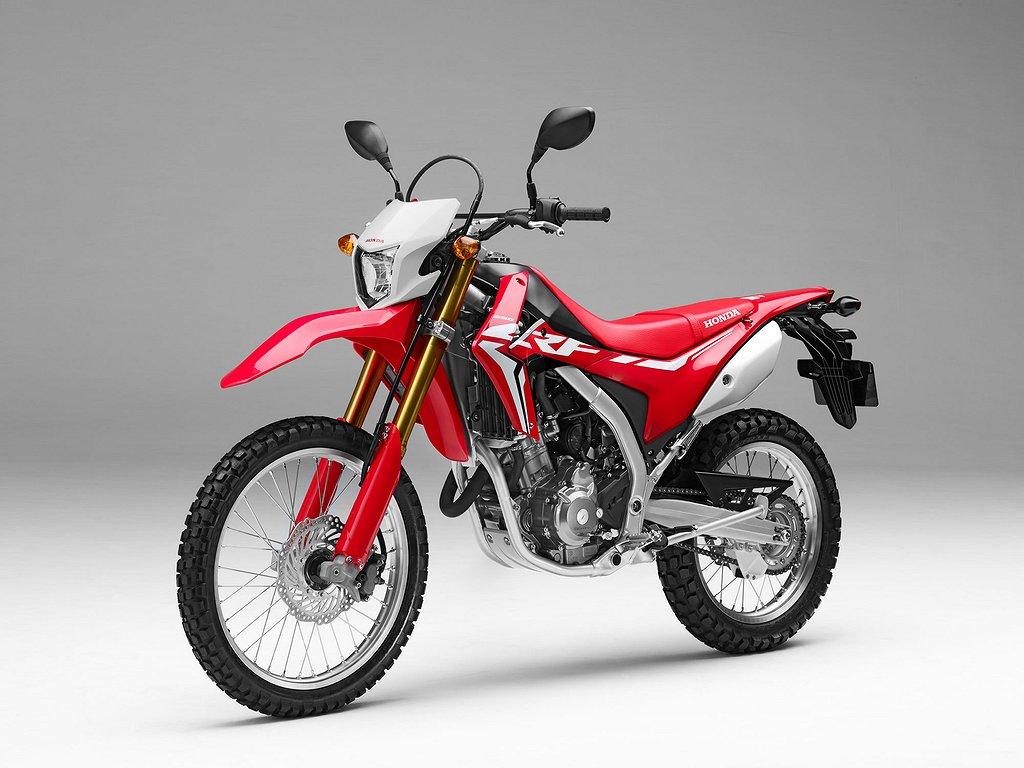 Honda CRF250L *Omgående leverans* -2019