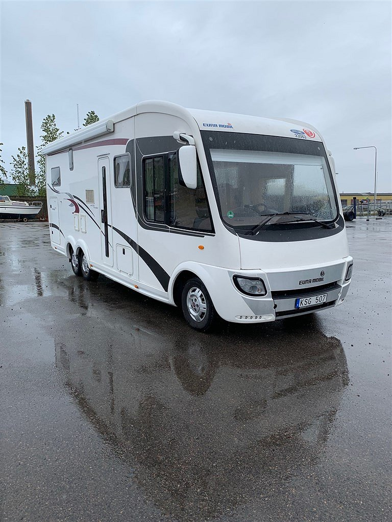 Eura Mobil Integra I 790 EB