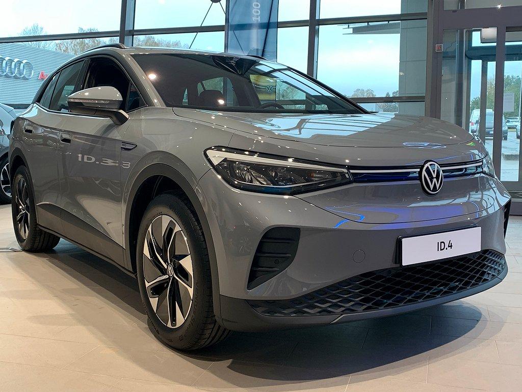 Volkswagen ID4 77Kwh (50mil) Privatleasing från 3495kr/mån