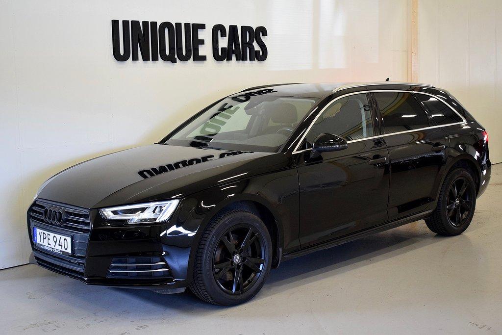 Audi A4 Avant G-tron 2.0 TFSI 170hk Miljöbil