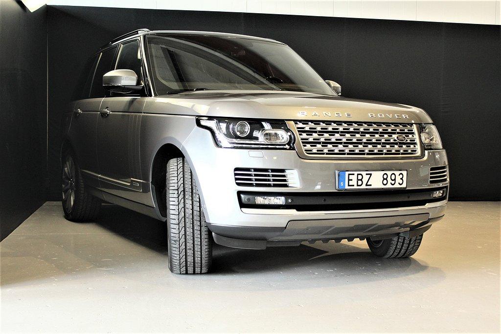Land Rover Range Rover V8 Supercharged 510hk