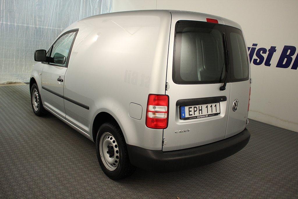 VW CADDY 1,2 TSI 86HK Skåp
