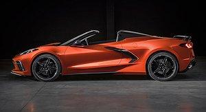 BILDSPECIAL: Nya Corvette cabriolet med över 500 hk