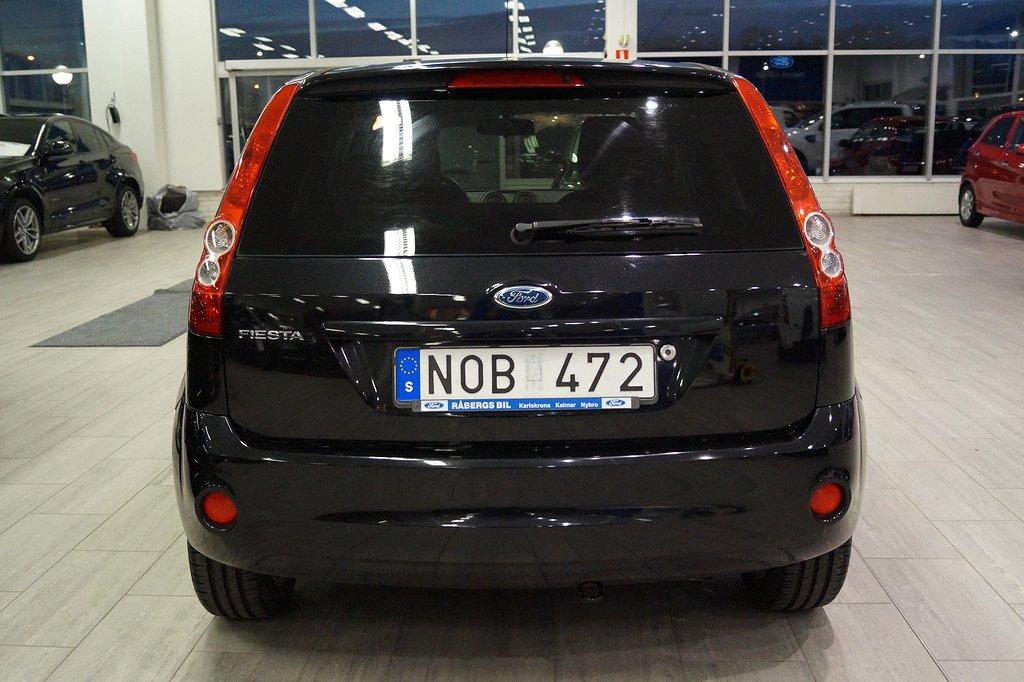 Ford Fiesta 1.4 Duratec 80hk 5D