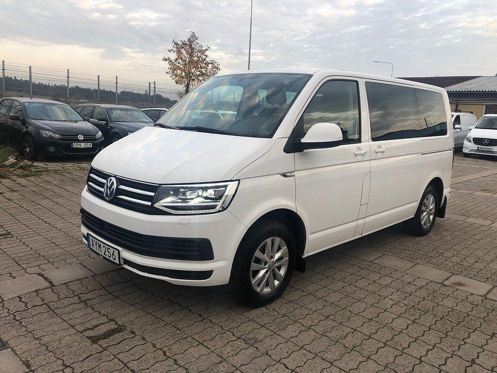 Volkswagen Multivan 2.0 TSI150 7-SITS DRAG EU6 2-ÅRS GARANTI