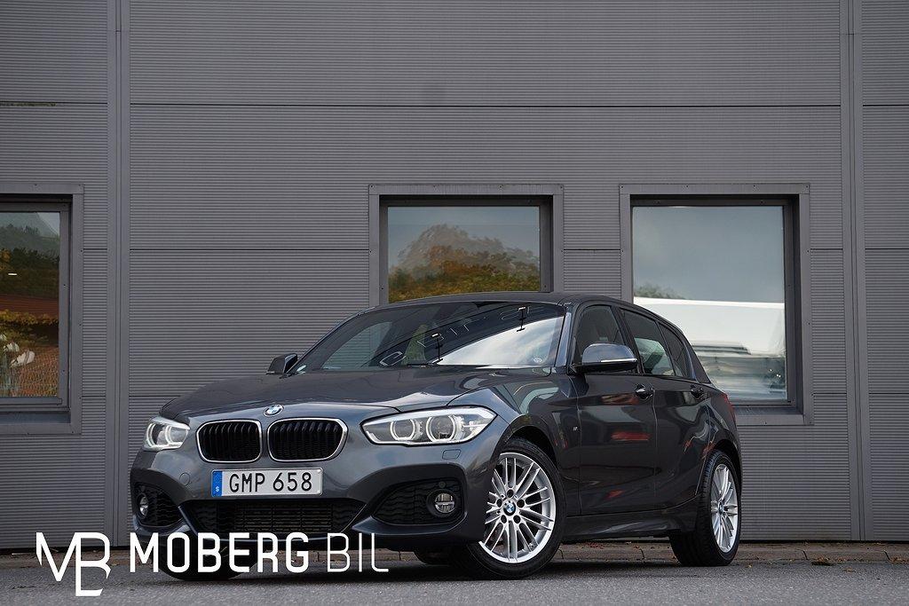 BMW 118 i 136hk M Sport Skinn Shadow Line LED PDC