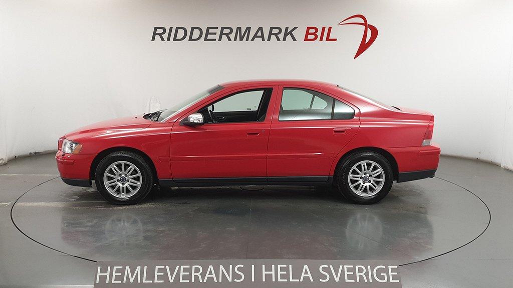 Volvo S60 2.4 (140hk)