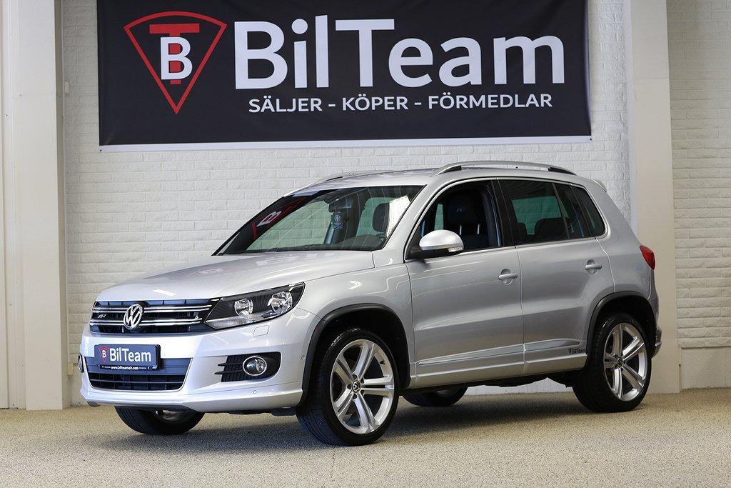 Volkswagen Tiguan 1.4 TSI 4Motion Comfort, R-line 160hk