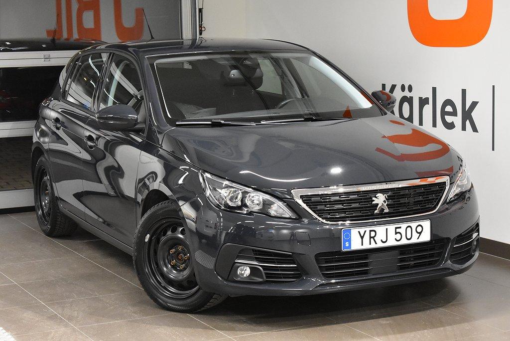 Peugeot 308 Active 1,2 PureTech 130hk Aut 5D - NYBILSGARANTI