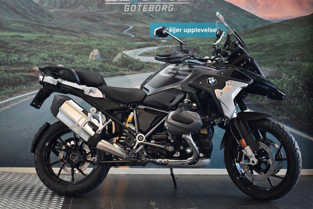 BMW R1250GS 2021 års modell i butik nu