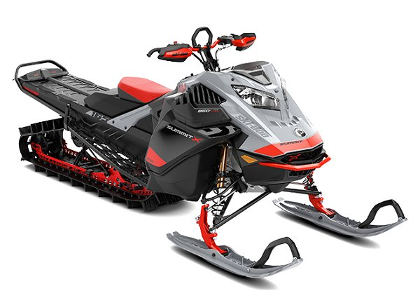 "Ski-doo Summit X 850 165"" Expert Turbo"