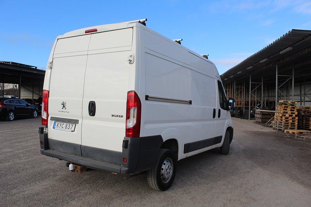 Peugeot Boxer 2.2 HDI Skåp (130hk)