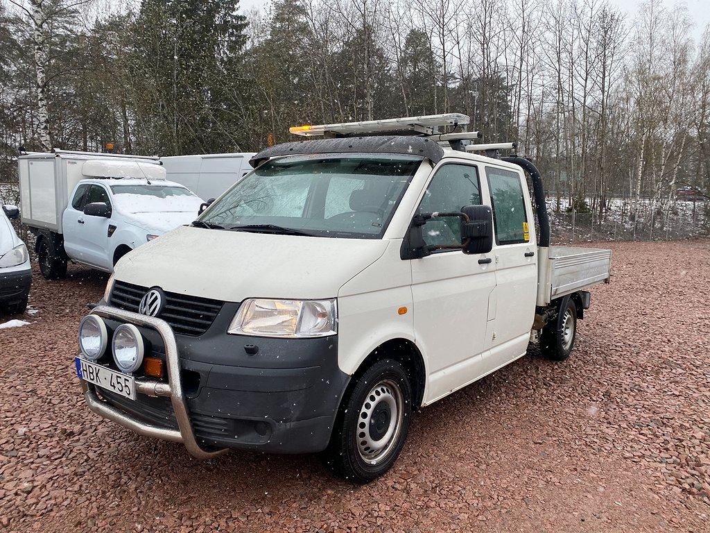 Volkswagen Transporter D-H 2.5 TDI Automat KRAN/Drag