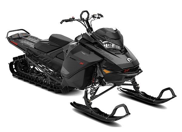 Ski-doo Summit X 165 850 E-TEC SHOT -21