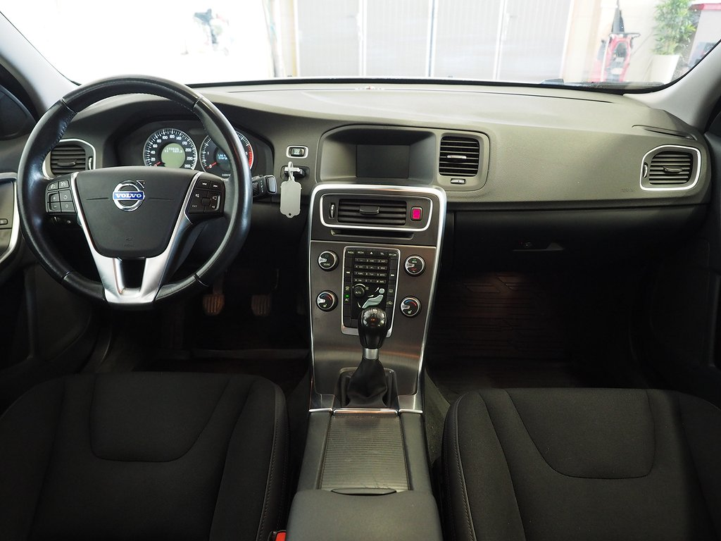 Volvo S60 D2 115 hk Momentum DRIVe 2012