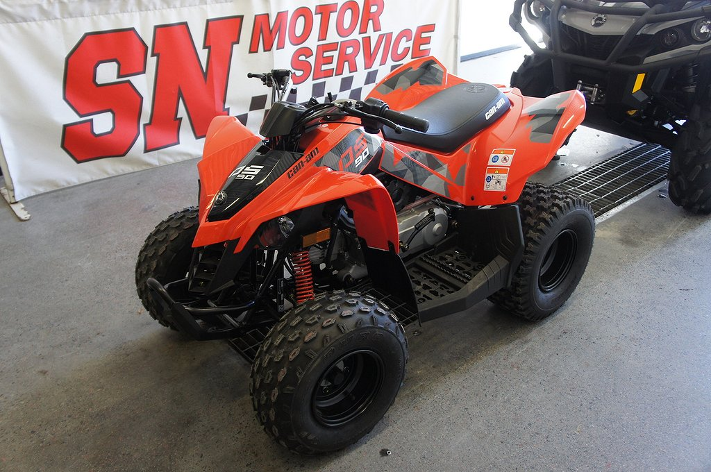 Can-Am DS 90 Lekfordon