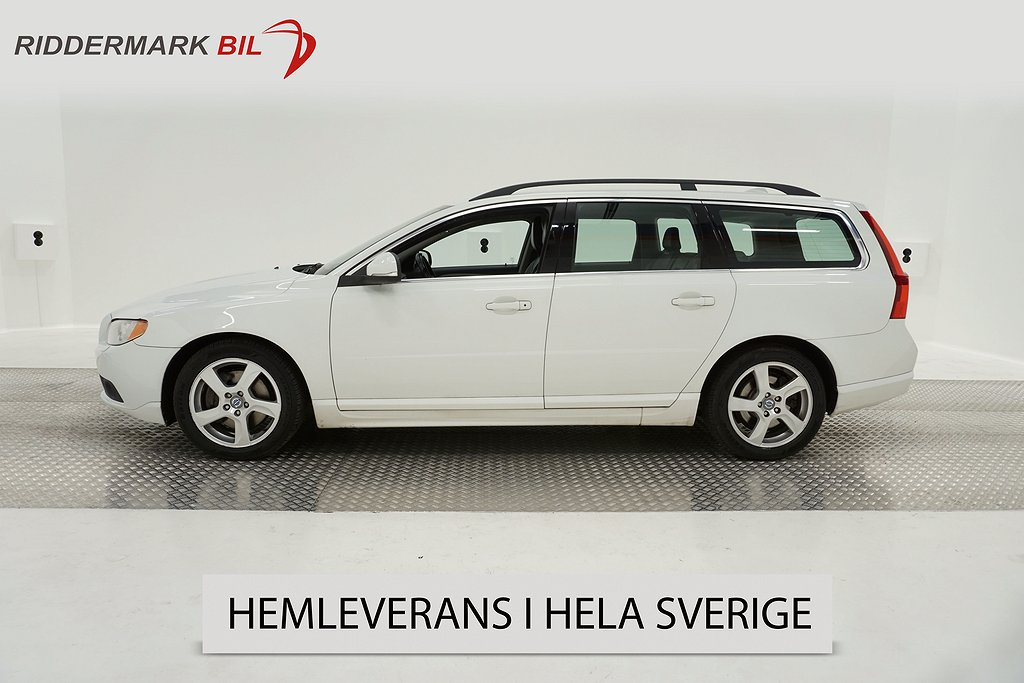 Volvo V70 II D4 AWD (163hk)