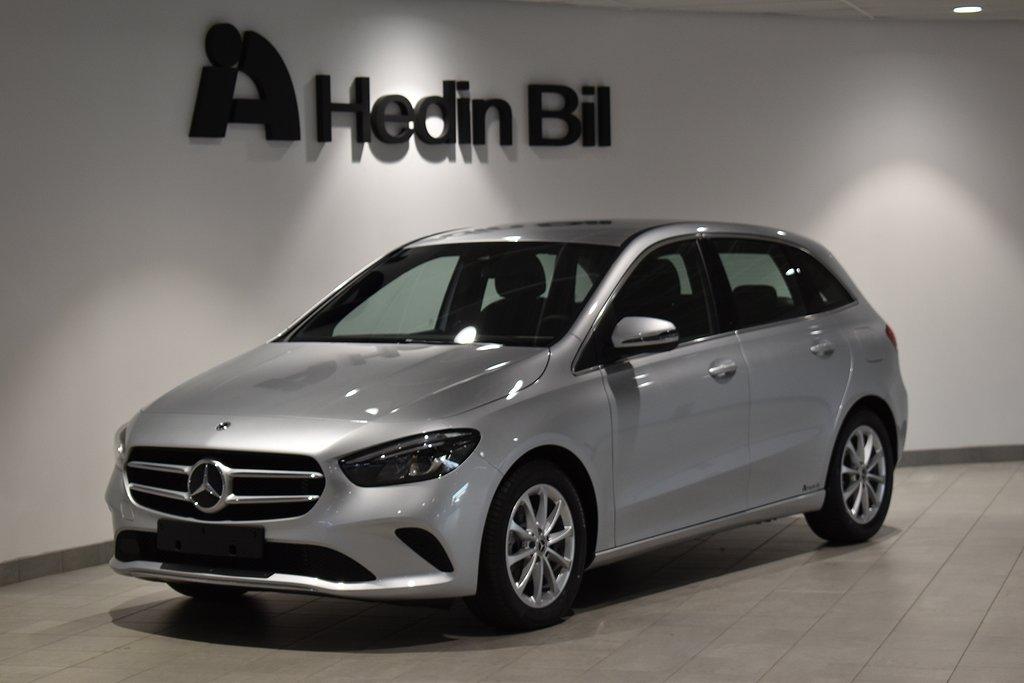 Mercedes-Benz B 180 D // Backkamera // Navigation