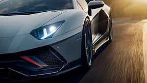 Lamborghini Aventador Ultimate. Foto: Lamborghini.
