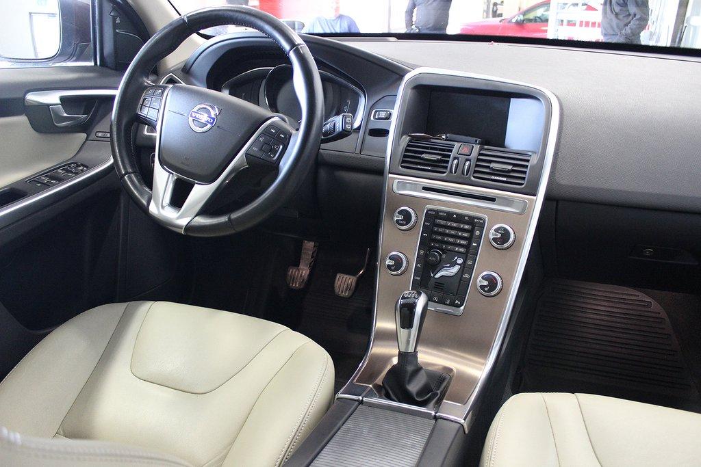 Volvo XC60, D4 Summum Classic Eu6 190hk Dragkrok