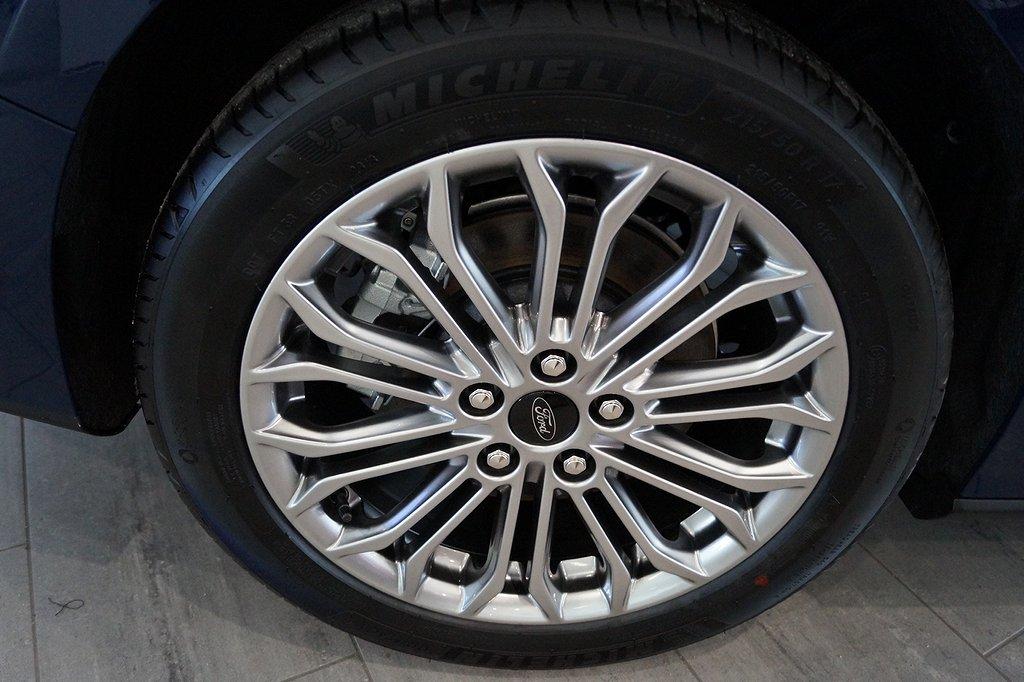 Ford Focus 1.5TD 120hk Titanium Kombi Automat