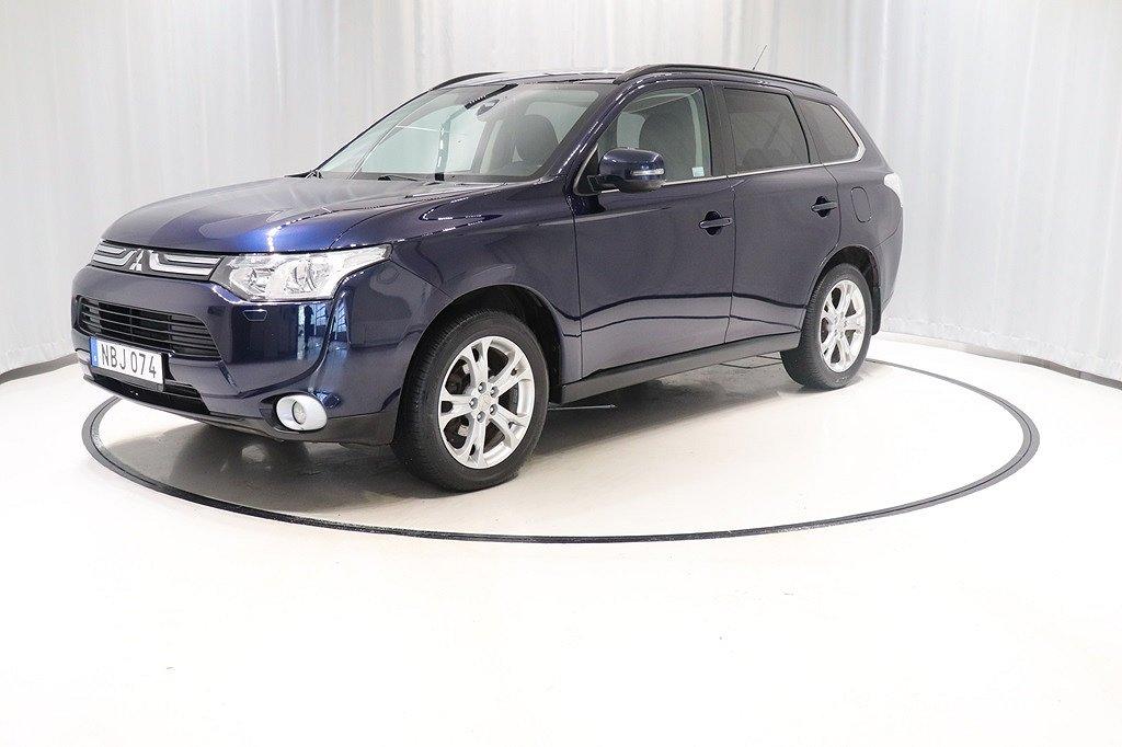 Mitsubishi Outlander 2.2 DI 4WD