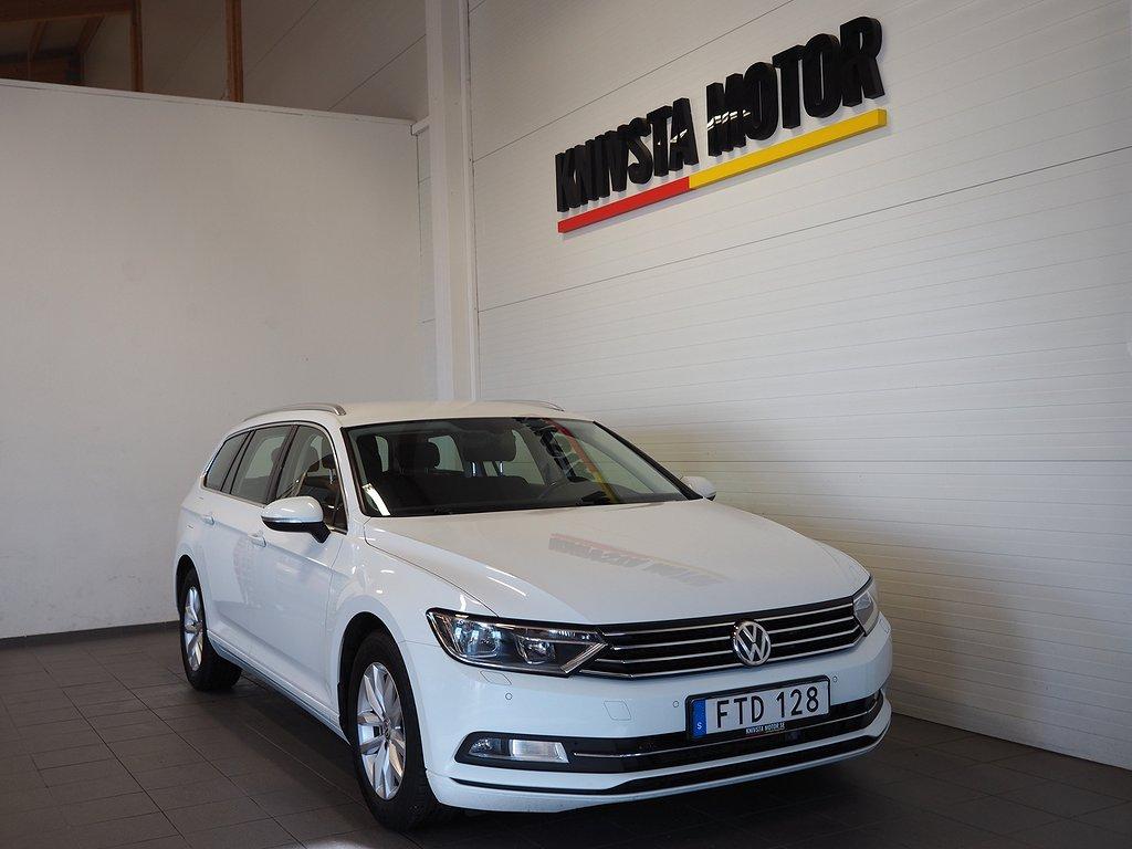 Volkswagen Passat SC 2.0 TDI 150hk DSG 150hk | Drag | D-värm 2015