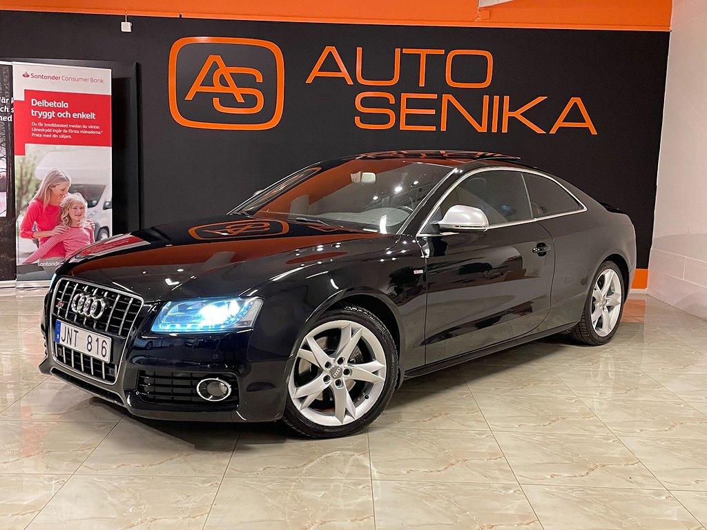 Audi A5 | Coupé 3.0 TDI V6 Quattro | S-Line Full-utr Tiptronic