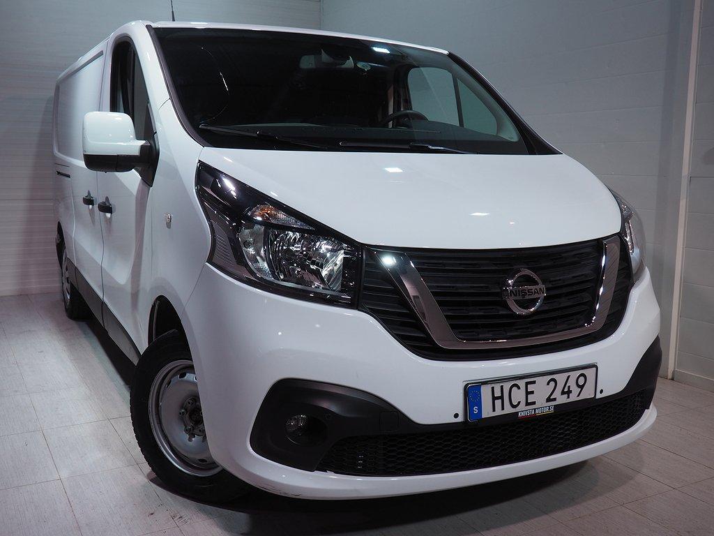 Nissan NV300 Van 1.6 dCi Euro 6 125hk Backkamera Dieselv. 2019