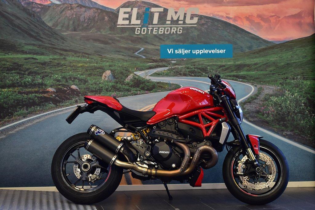 Ducati Monster 1200R, Termignoni. ELiT MC Göteborg.