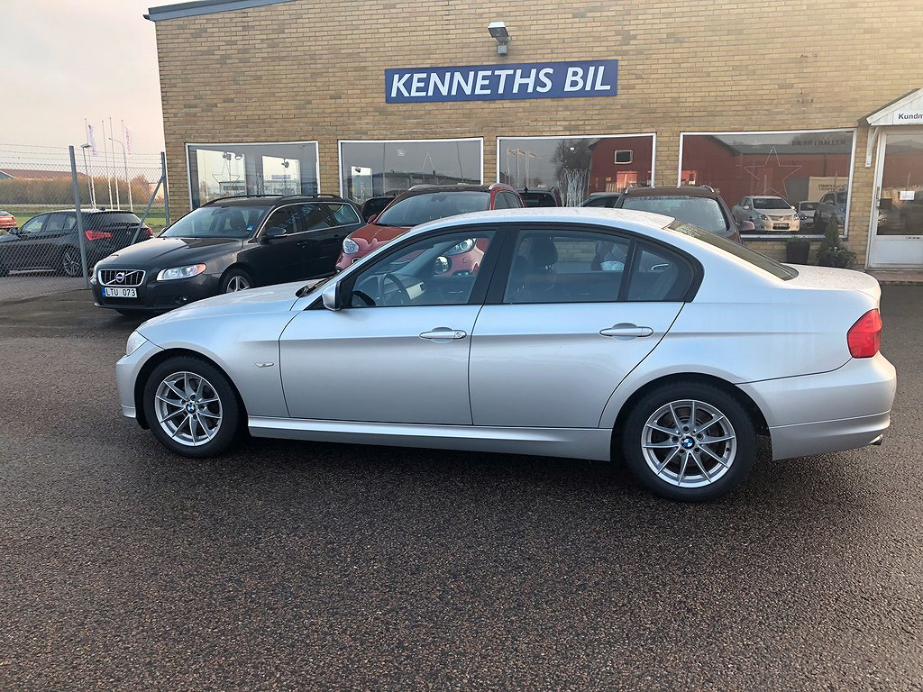 BMW 318 d Sedan Comfort 143hk
