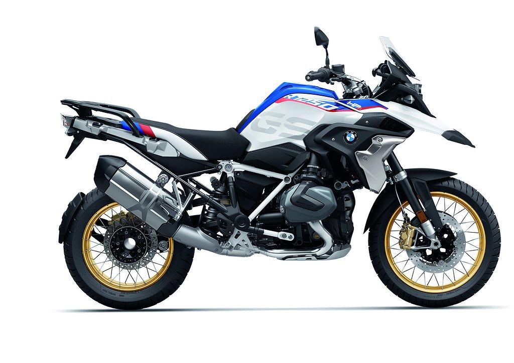 BMW Motorrad R 1250 GS Style HP *Kampanj*