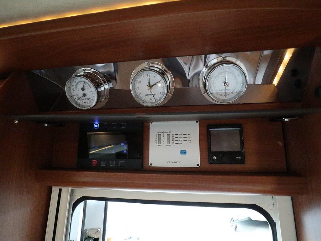 Carthago Chic e-line 51 LE *Hydrauliska Stödben*AC*Luftfjädring - Carthago