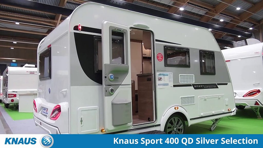 Knaus SPORT 400 QD SILVER SELECTION