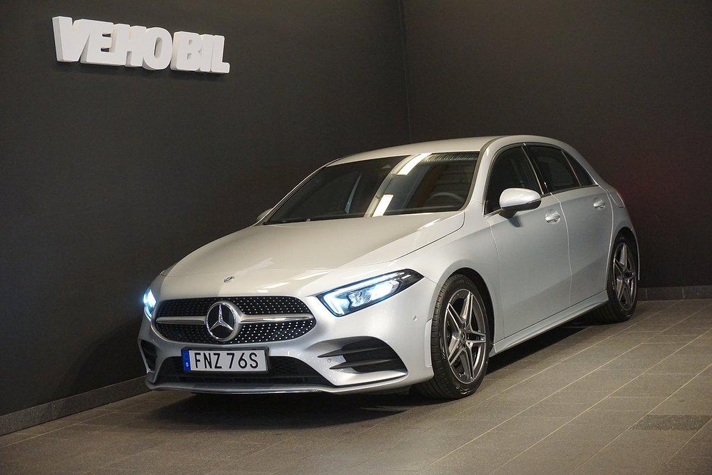 Mercedes-Benz A 200 d AMG Backkamera Aut Nav