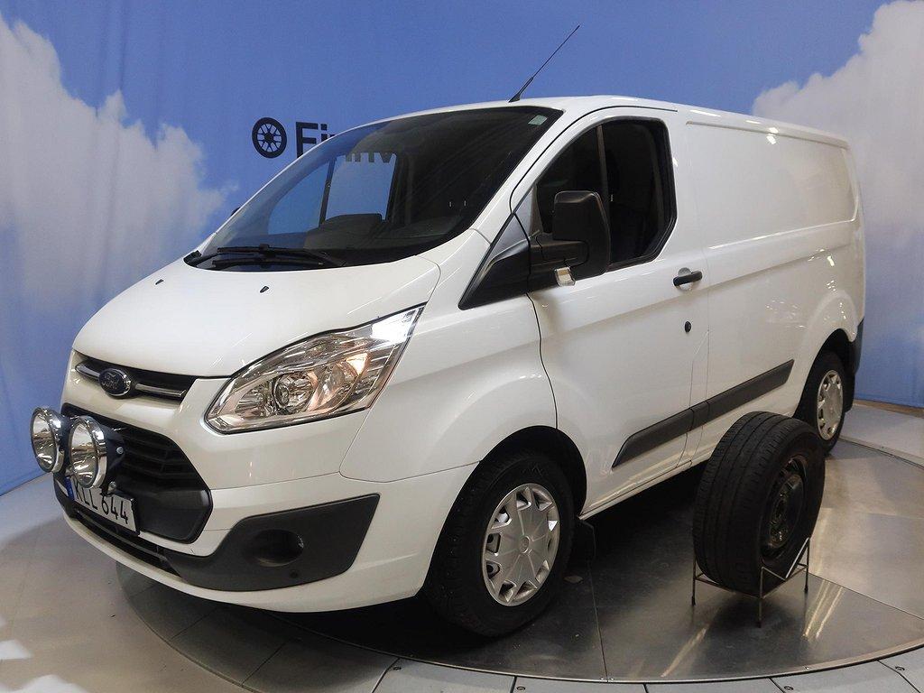 Ford Transit Custom v-hjul/d-värmare