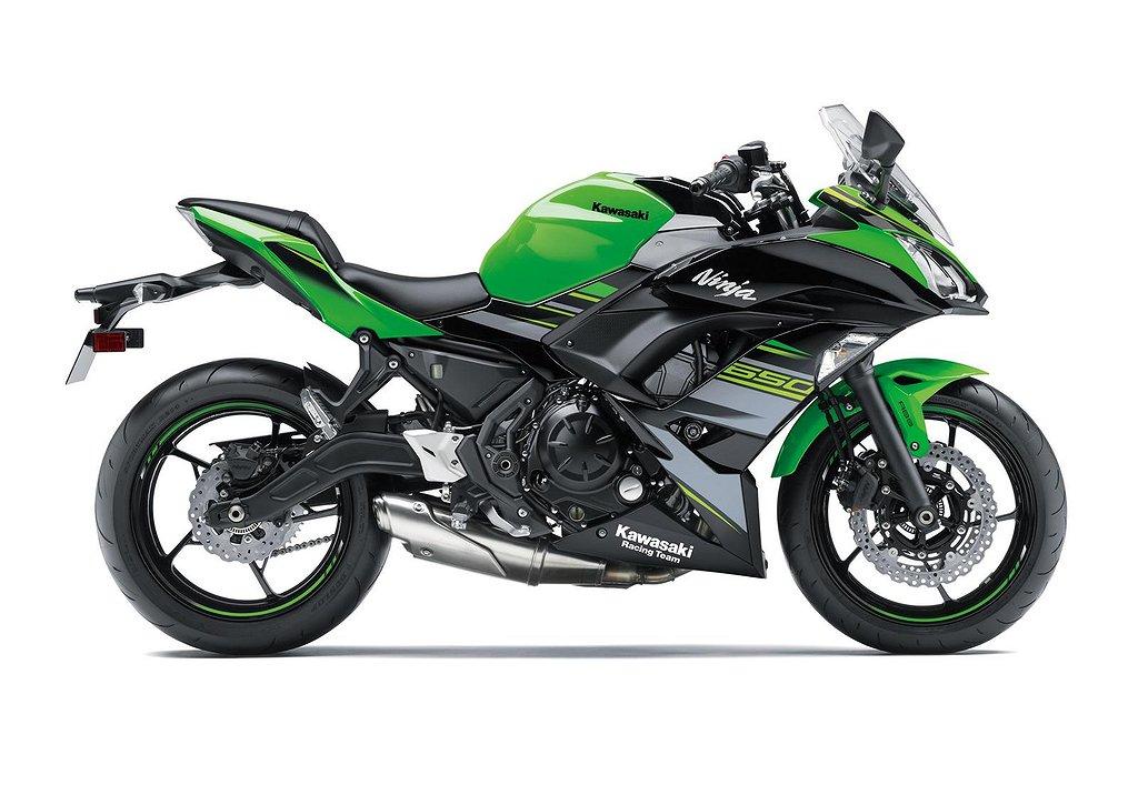 Kawasaki Ninja 650 KRT Kampanj 1,45% ränta!