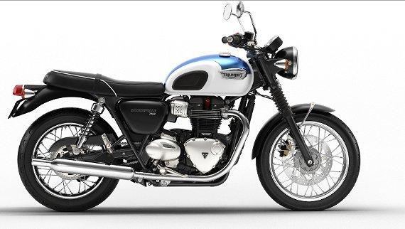 Triumph Bonneville T100/T100 BLACK *1 107kr/mån*