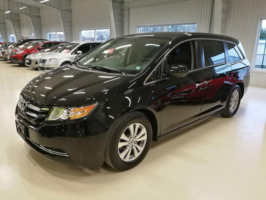 Honda Odyssey 8-Sits V6