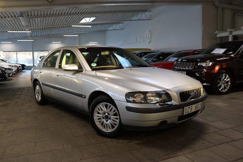 Volvo S60 2.4 170hk Classic