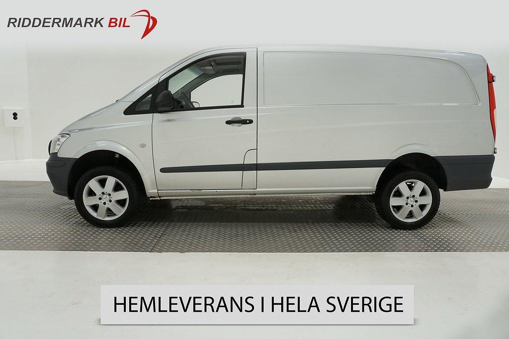 Mercedes Vito 113 CDI 4x4 W639 (136hk)