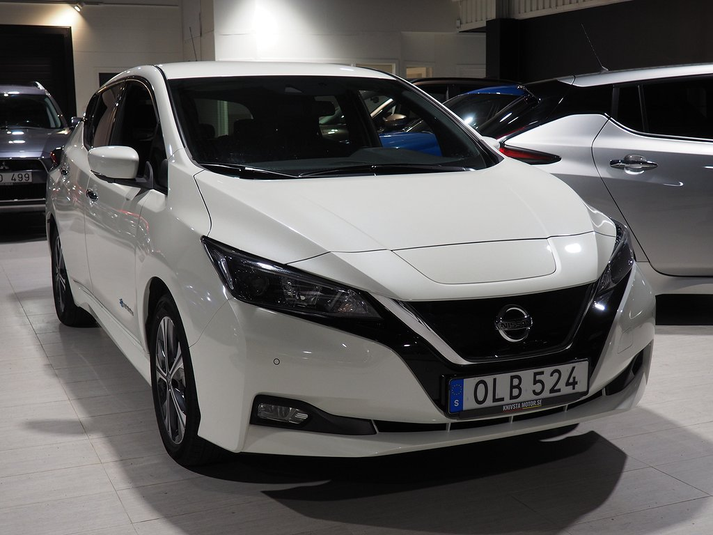 Nissan Leaf 40 kWh N-Connecta 2018