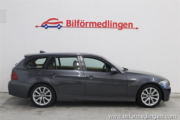 BMW 320 d Touring 163Hk Aut Advantage Comfort
