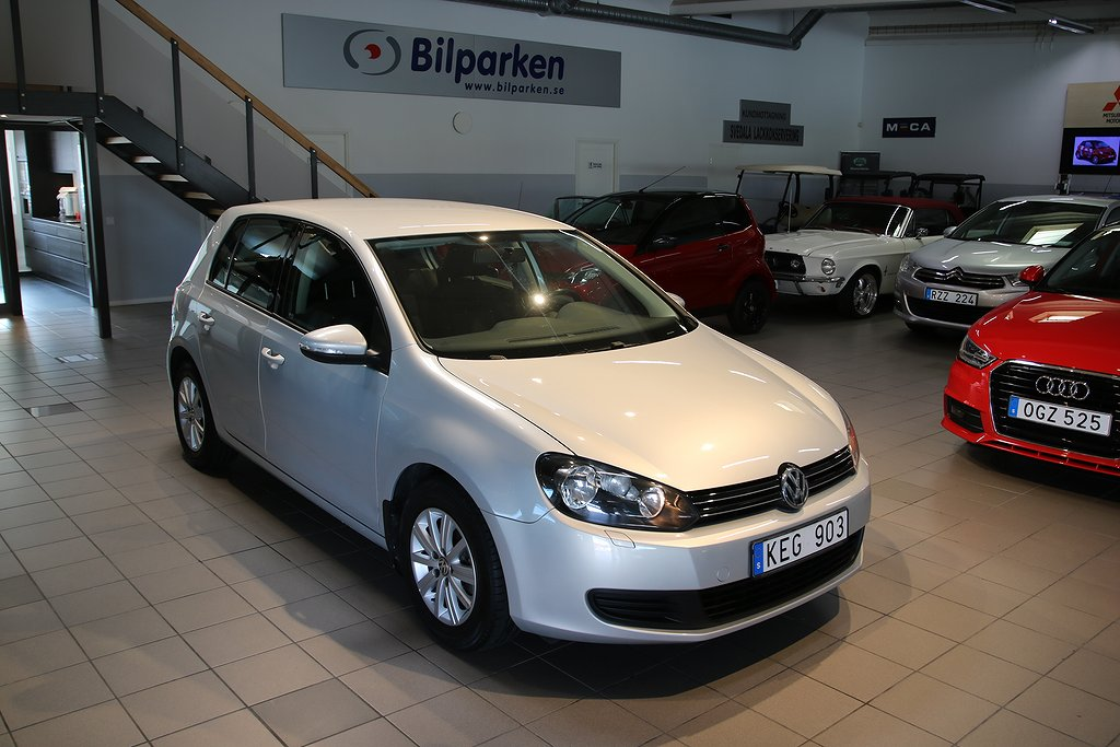 Volkswagen Golf 5-dörrar 1.4 TSI DSG Style 122hk
