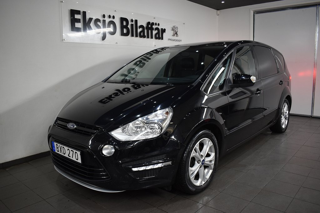 Ford S-Max TDCi 7-sits Sports Edition