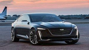 Cadillac Escala visar vägen framåt