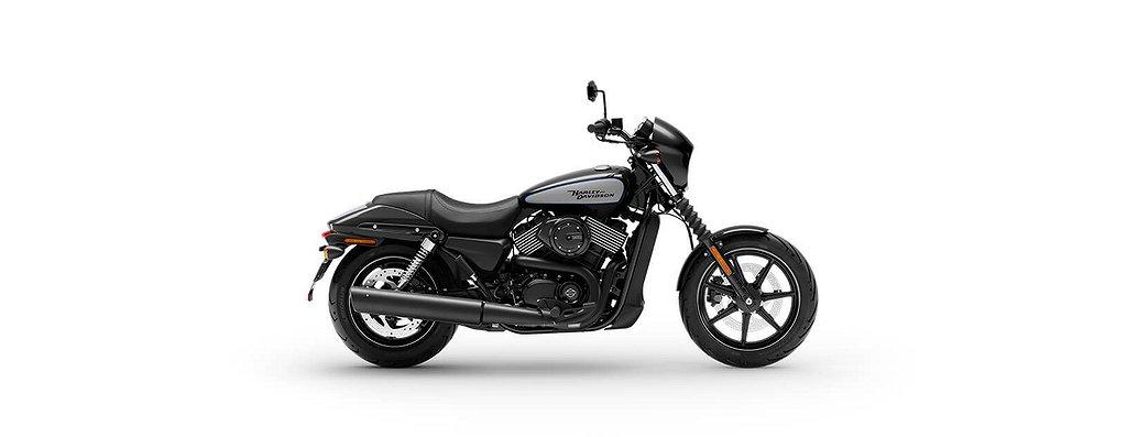 Harley-Davidson XG750 STREET 5ÅRS GARANTI