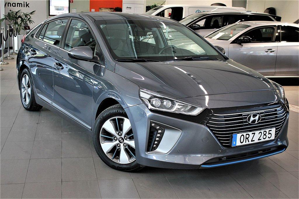 Hyundai IONIQ PHEV Premium Eco 1.6 164hk Aut - Motorvärmare