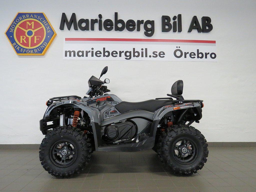 Goes IRON MAX 4WD ATV Drag/Vinsch