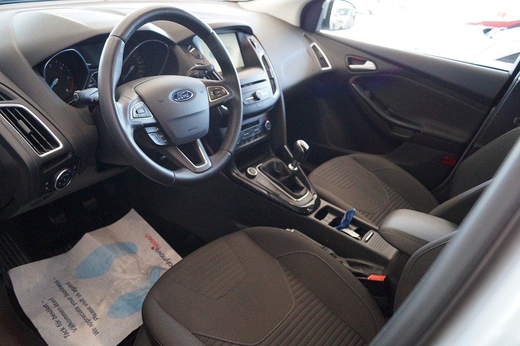 Ford Focus 1.5 TDCi Kombi Titanium